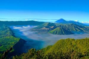 Gunung Bromo Jawa Timur Indonesia